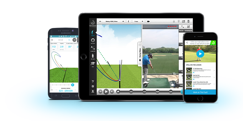 Mobile golf swing analysis on your phone or tablet | Swingbyte